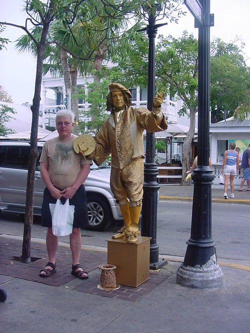 The Statue Guy